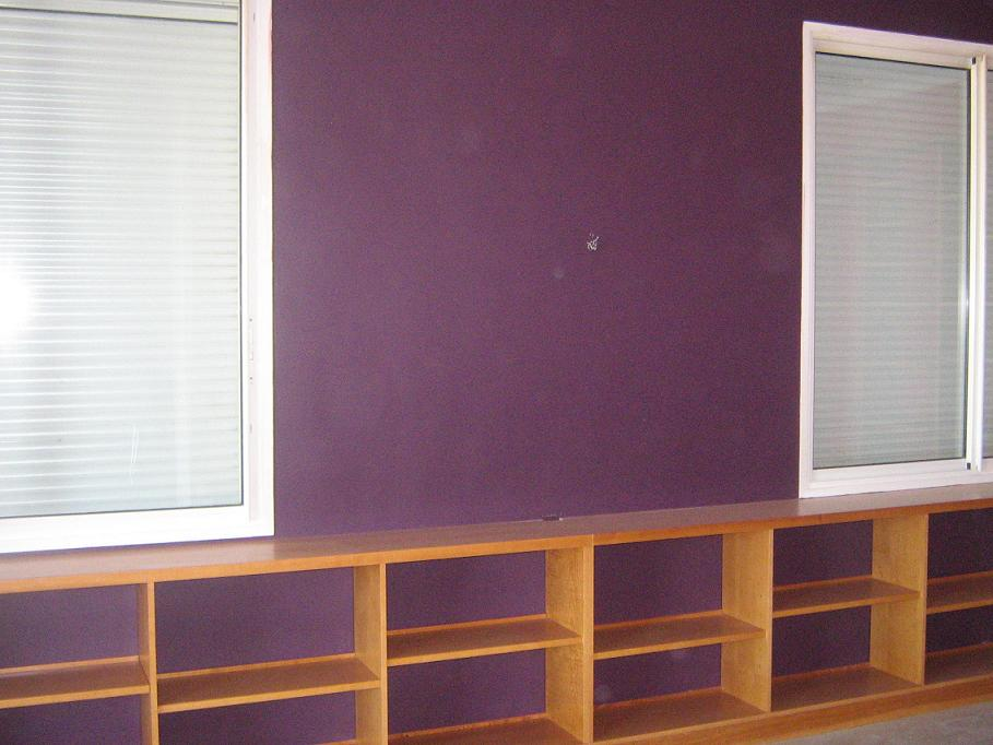 peinture bureau d coration de bureau peinture d coration peinture mur bureau id es d cor. Black Bedroom Furniture Sets. Home Design Ideas